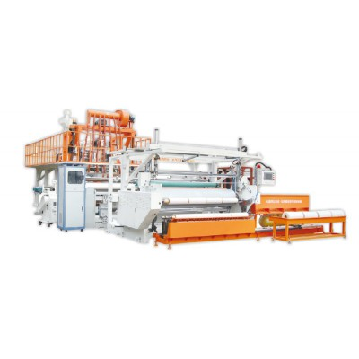 XHD-65/110/90x2350高速缠绕膜机组