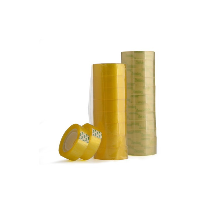无锡亚安达  文具胶带透明办公学生胶布小胶带批发